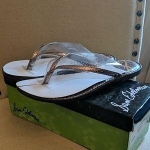 Sam Edelman Women's Gracie Thong Sandals
